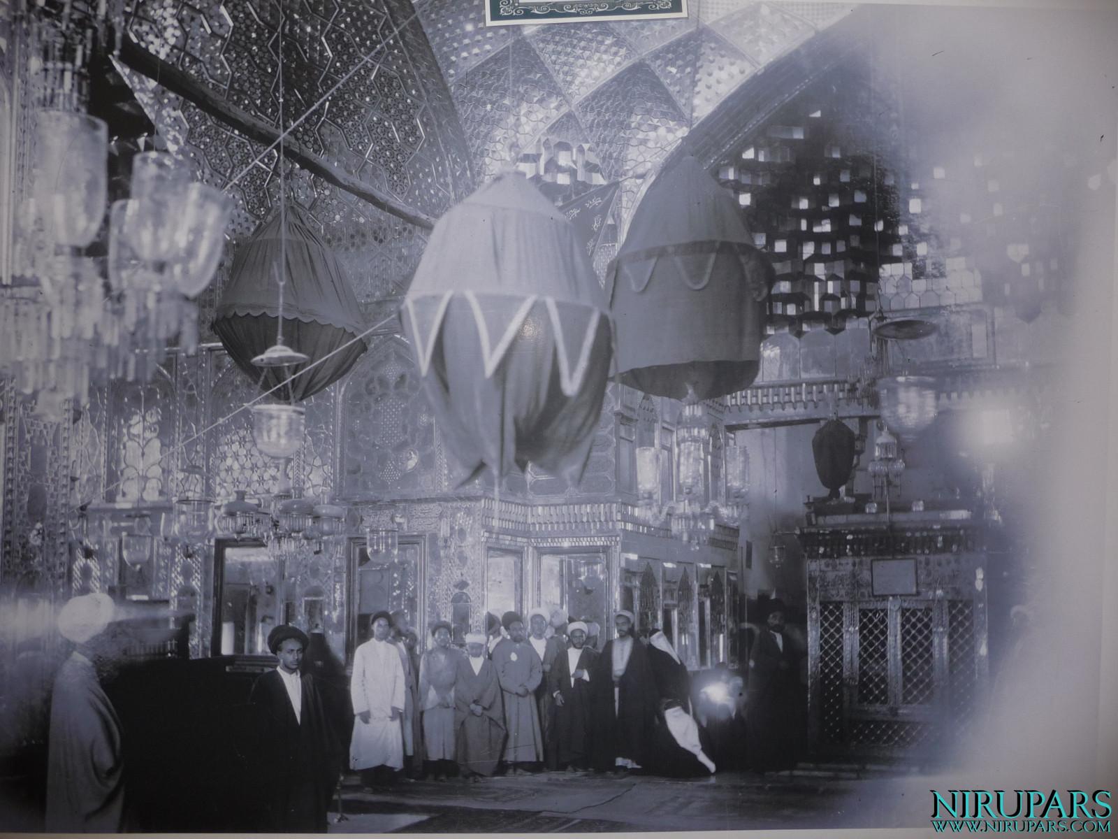 Arg-e Karim Khan - Shah Cheraq Mosque