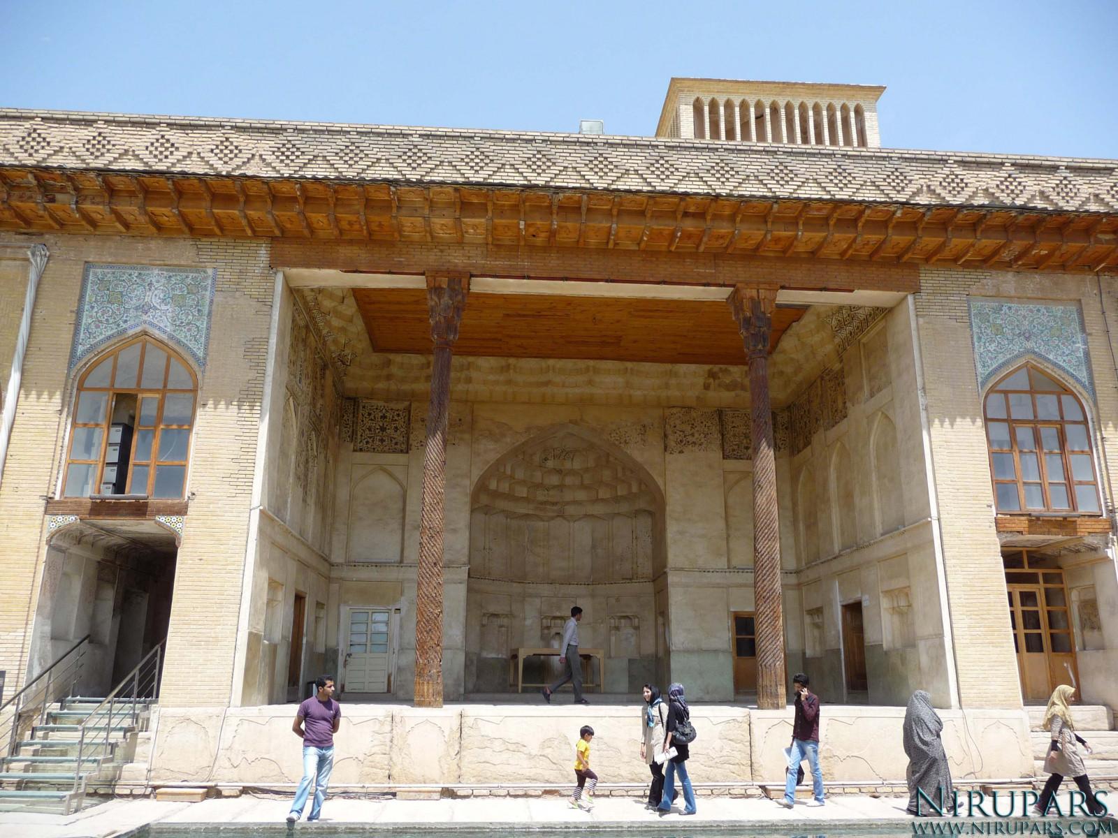 Arg-e Karim Khan - Pavilion