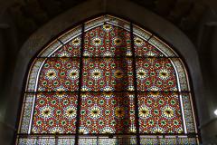 Arg-e Karim Khan - Colored Window