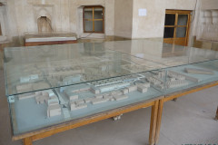 Arg-e Karim Khan - Miniature model