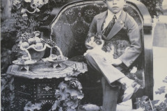 Arg-e Karim Khan - Persian Boy