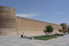 Arg-e Karim Khan - Frontside Citadel