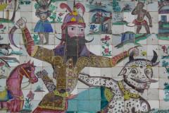 Arg-e Karim Khan - Painting