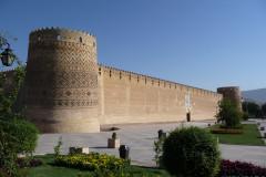 Arg-e Karim Khan - Tower - Front