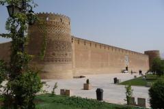 Arg-e Karim Khan - Front and Entrance