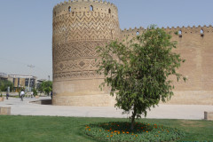 Arg-e Karim Khan - Left front Tower