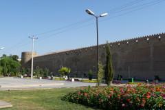 Arg-e Karim Khan - Left Wall
