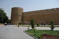 Arg-e Karim Khan - Wall and Tower