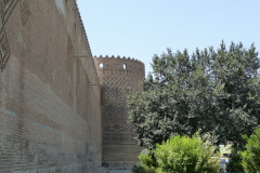 Arg-e Karim Khan - Wall