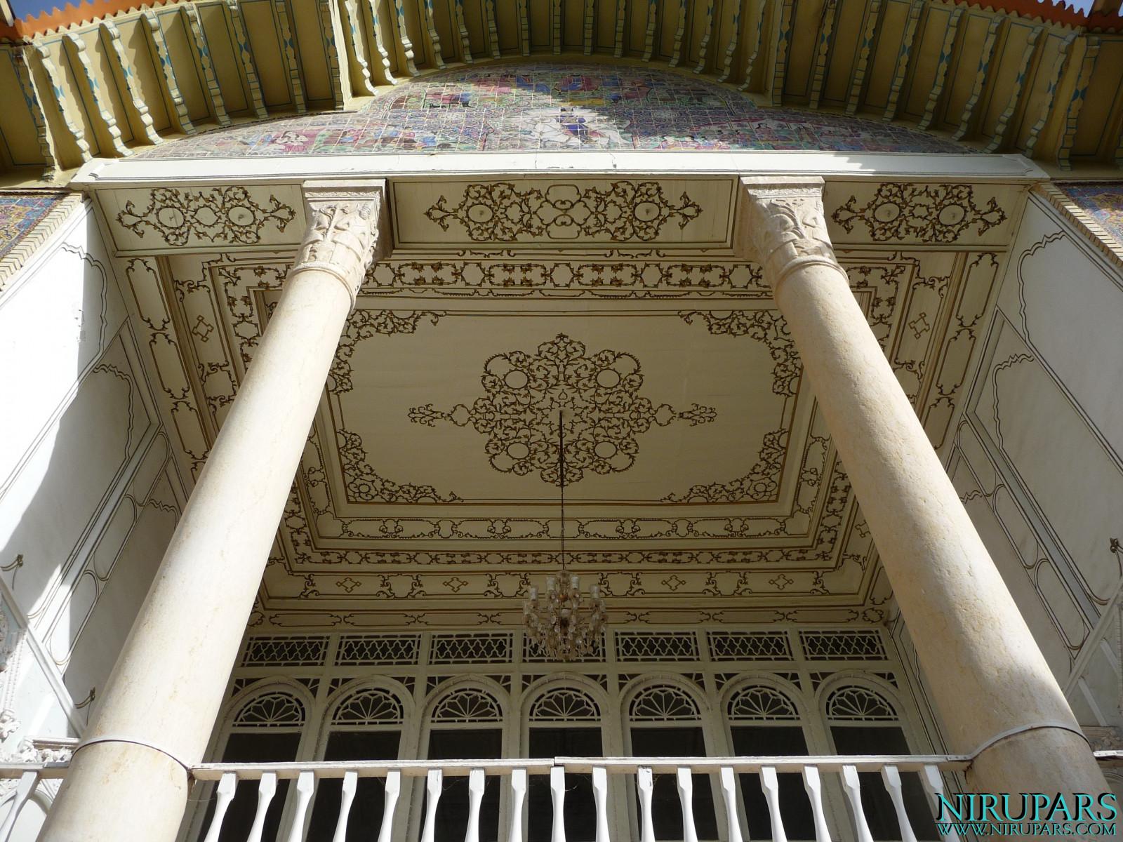 Baq-e Eram - Building - Main Terrace