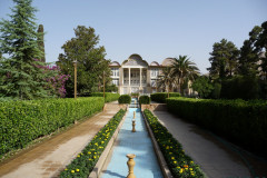 Baq-e Eram - Building - Fountain