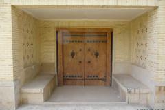 Baq-e Eram - Building - Backdoor