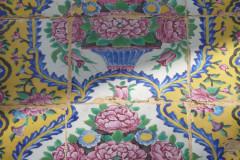 Baq-e Eram - Building - Painting - Flower