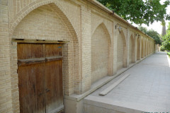 Baq-e Eram - Building - Wall