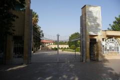 Baq-e Eram - Entrance - Garden