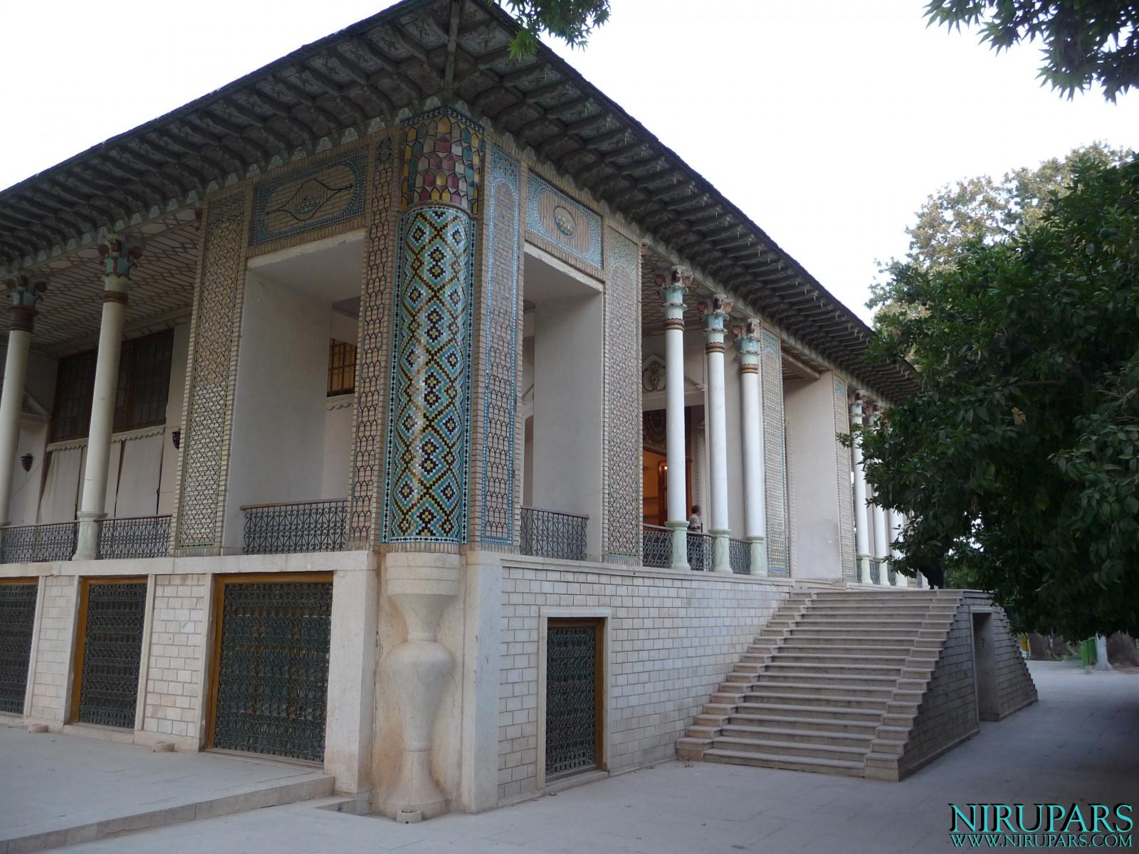 Baq-e Afifabad - Building - Museum