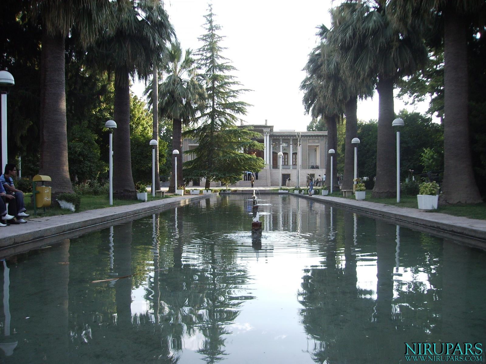 Baq-e Afifabad - Garden - Entrance-Area
