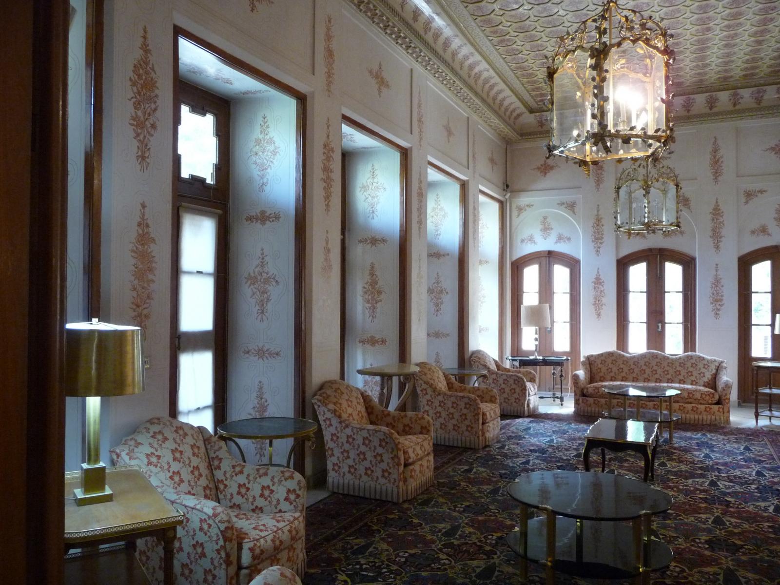 Baq-e Afifabad - Museum - Building Furniture