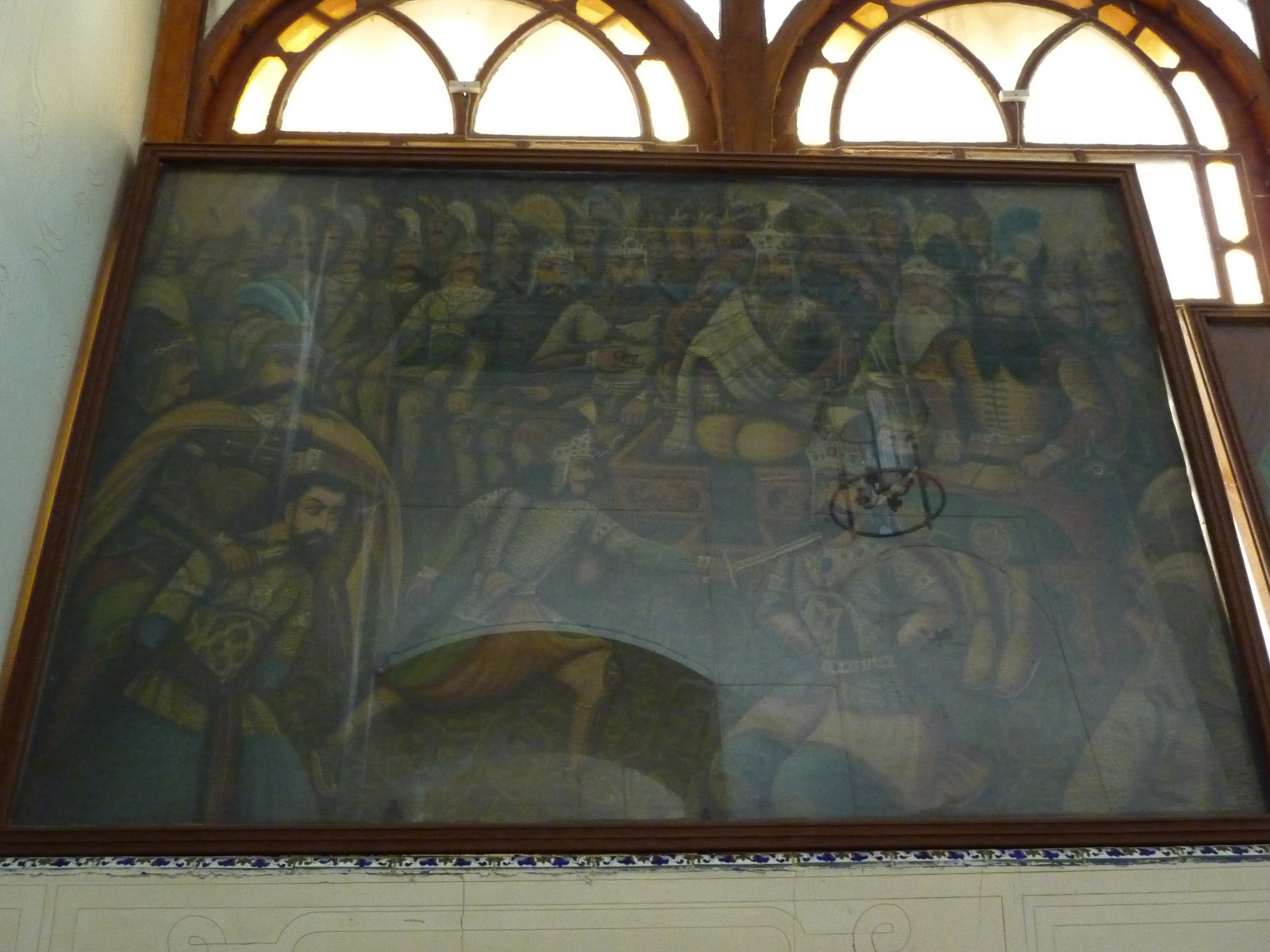 Baq-e Afifabad - Museum - Painting