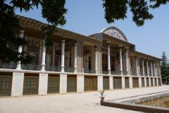 Baq-e Afifabad - Building - Left