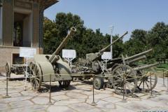 Baq-e Afifabad - Building - Museum - Exhibition Artillery