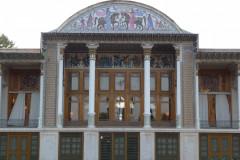 Baq-e Afifabad - Building - Portico - Left