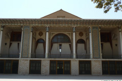 Baq-e Afifabad - Building - Portico - Right