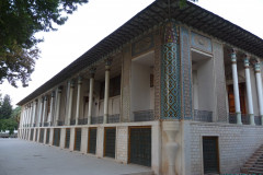 Baq-e Afifabad - Building - Right