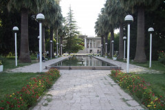 Baq-e Afifabad - Garden - Entrance-Area