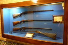 Baq-e Afifabad - Museum - Carabine Rifles 20C France