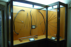 Baq-e Afifabad - Museum - Ceremonial Bows Arrows