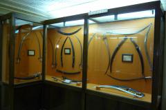 Baq-e Afifabad - Museum - Ceremonial Swords - Steel