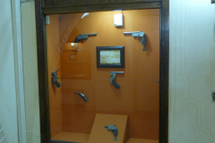 Baq-e Afifabad - Museum - Hand Made Pistols - Single Bullet 5mmCal
