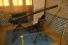 Baq-e Afifabad - Museum - Mortar 81Cal 40kg