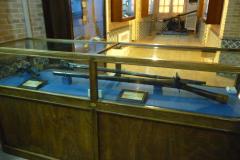 Baq-e Afifabad - Museum - Muskets Pistol - Qajar Period Iran