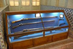Baq-e Afifabad - Museum - Muskets - Zand Period 18C Iran