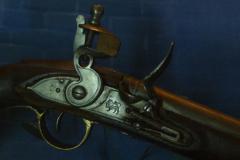 Baq-e Afifabad - Museum - Pistol - Qajar Period 18C Iran