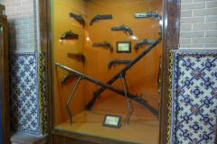 Baq-e Afifabad - Museum - Pistols Muskets - Qajar Period England Iran
