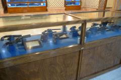 Baq-e Afifabad - Museum - Pistols - Qajar Period England
