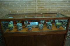 Baq-e Afifabad - Museum - Pottery Vases Vessels