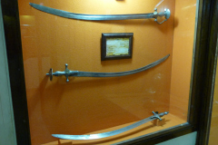 Baq-e Afifabad - Museum - Swords - Qajar Period 19C India