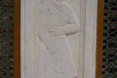 Baq-e Afifabad - Relief - Facade - Soldier