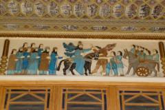 Baq-e Afifabad - Relief - Scene King