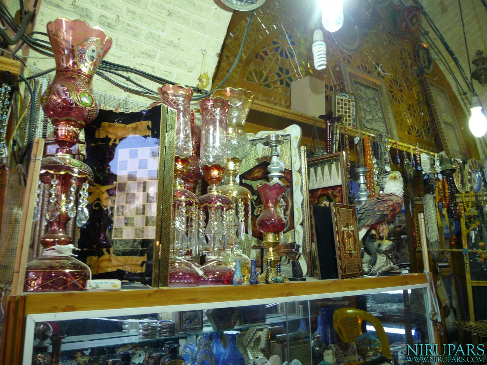 Bazaar Vakil - Vessels