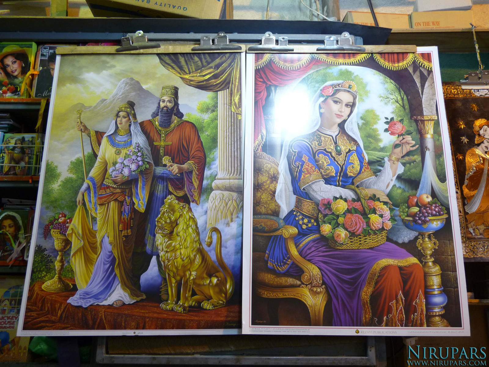 Bazaar Vakil - Paintings