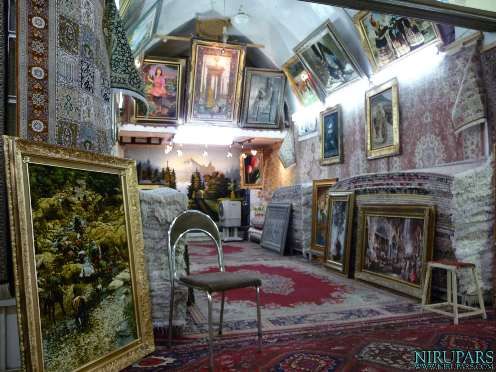 Bazaar Vakil - Persian Carpets