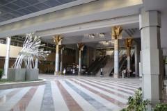 Borj-e Milad - Entrance Hall