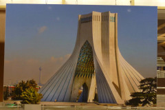 Borj-e Milad - Tehran Art Gallery - Picture