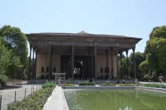 Chehel Sotun - Building