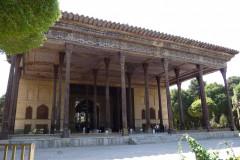 Chehel Sotun - Portico